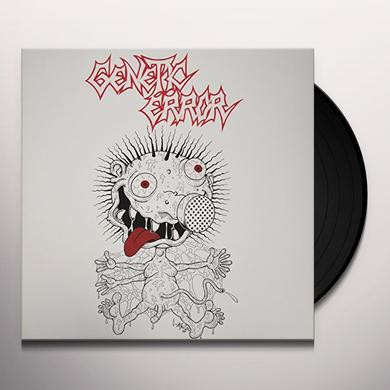 GENETIC ERROR TOXIC PLANET Vinyl Record - Canada Import