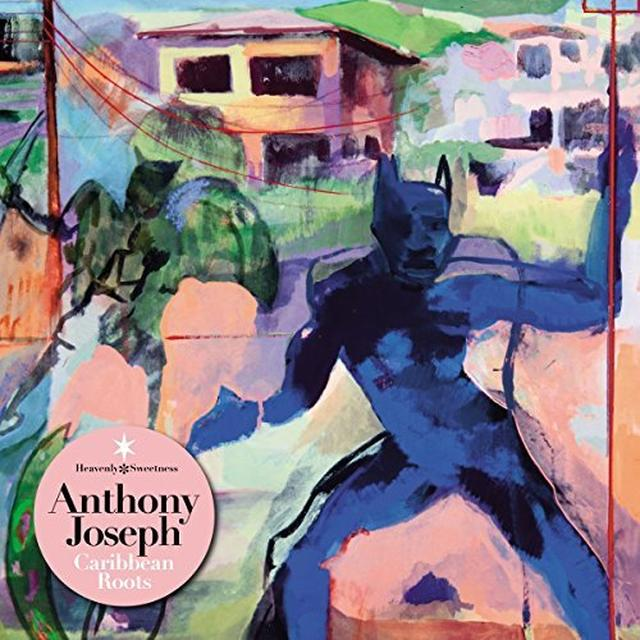 Anthony Joseph CARIBBEAN ROOTS Vinyl Record - MP3 Download Included, UK Import