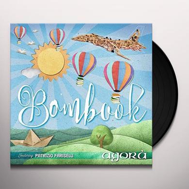 Agora / Patrizio Fariselli BOMBOOK: LIVE AT PROGRESSIVAMENTE FESTIVAL Vinyl Record