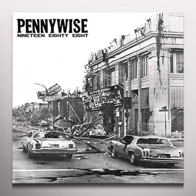 Pennywise NINETEEN EIGHTY EIGHT Vinyl Record - Red Vinyl, Colored Vinyl, Red Vinyl, UK Import