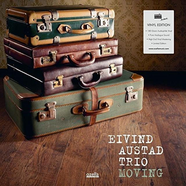 Eivind Trio Austad MOVING Vinyl Record - 180 Gram Pressing, UK Import