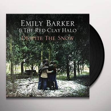Emily Barker & The Red Clay Halo DESPITE THE SNOW Vinyl Record - UK Import