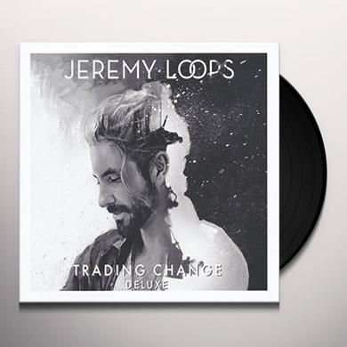 Jeremy Loops TRADING CHANGE Vinyl Record