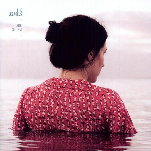 The Jezabels DARK STORM Vinyl Record - Australia Import