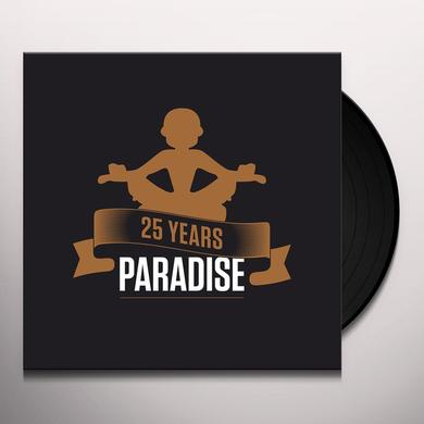 PARADISE 25 YEARS / VARIOUS Vinyl Record