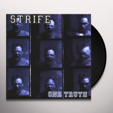 Strife ONE TRUTH Vinyl Record
