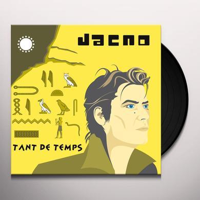 Jacno TANT DE TEMPS Vinyl Record