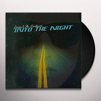 JEREMY & THE HARLEQUINS INTO THE NIGHT Vinyl Record