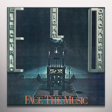 Elo ( Electric Light Orchestra ) FACE THE MUSIC Vinyl Record - Clear Vinyl