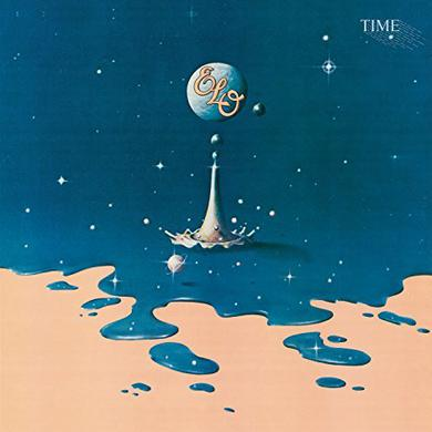 Elo ( Electric Light Orchestra ) TIME Vinyl Record
