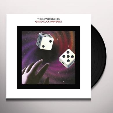 LOVED DRONES GOOD LUCK UNIVERSE Vinyl Record