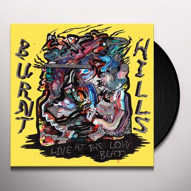 Burnt Hills LIVE AT THE LOW BEAT Vinyl Record