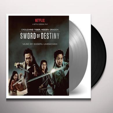 Shigeru Umebayashi CROUCHING TIGER HIDDEN DRAGON: SWORD OF DESTINY Vinyl Record