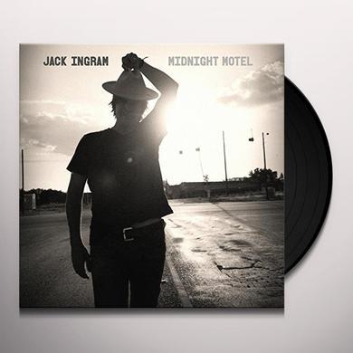 Jack Ingram MIDNIGHT MOTEL Vinyl Record