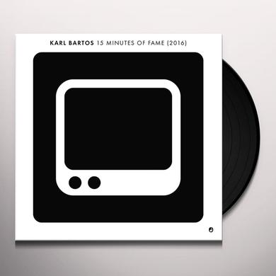 Karl Bartos 15 MINUTES OF FAME Vinyl Record