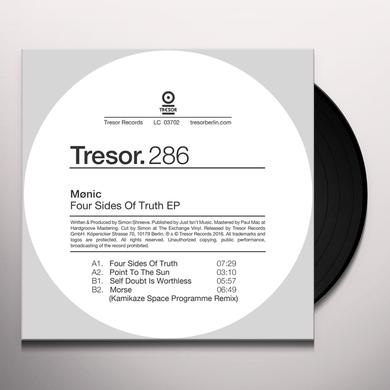 MONIC FOUR SIDES OF TRUTH Vinyl Record