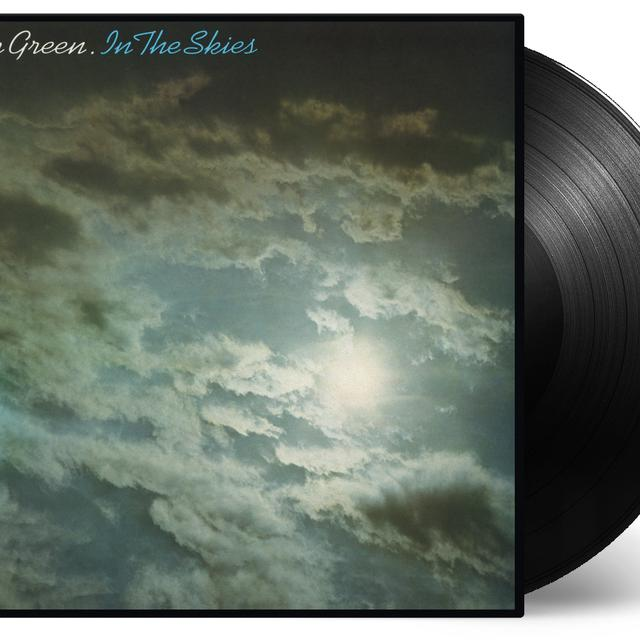 Peter Green IN THE SKIES Vinyl Record - Gatefold Sleeve, 180 Gram Pressing