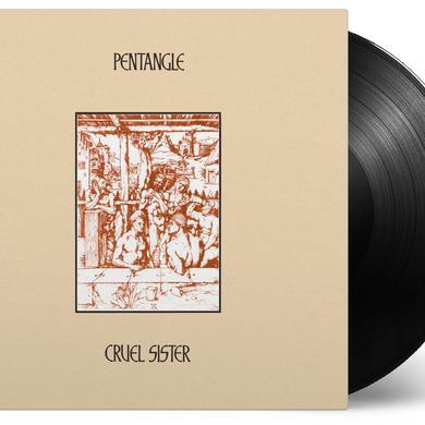 Pentangle CRUEL SISTER Vinyl Record