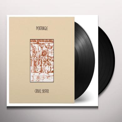Pentangle CRUEL SISTER Vinyl Record - Gatefold Sleeve, 180 Gram Pressing