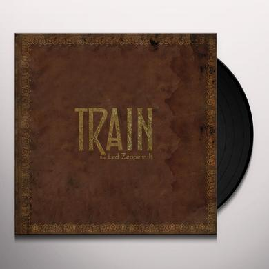 Train DOES LED ZEPPELIN II Vinyl Record
