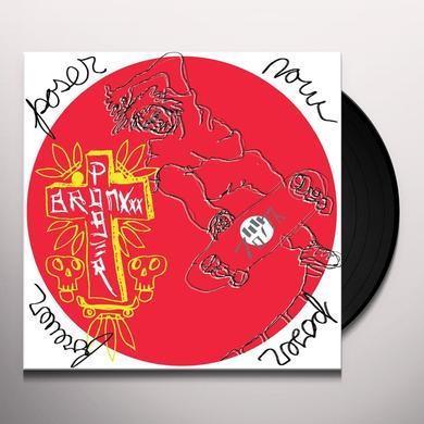 BRONXXX POSER NOW POSER FOREVER Vinyl Record
