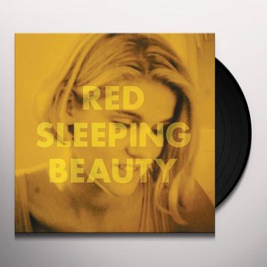 RED SLEEPING BEAUTY KRISTINA Vinyl Record