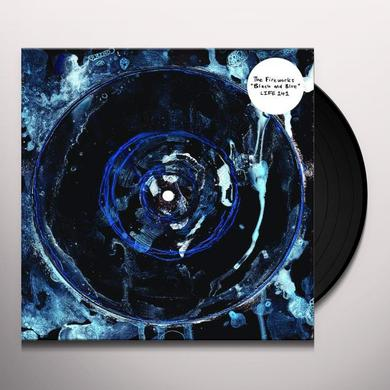 Fireworks BLACK & BLUE Vinyl Record