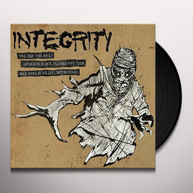 INTEGRITY / POWER TRIP SPLIT Vinyl Record