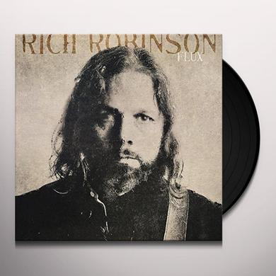 Rich Robinson FLUX Vinyl Record
