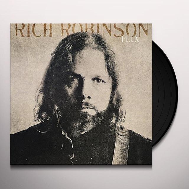Rich Robinson FLUX Vinyl Record - Gatefold Sleeve
