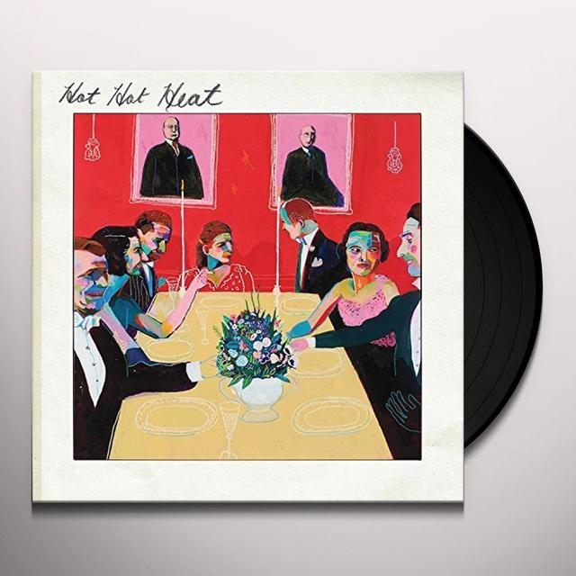 HOT HOT HEAT Vinyl Record