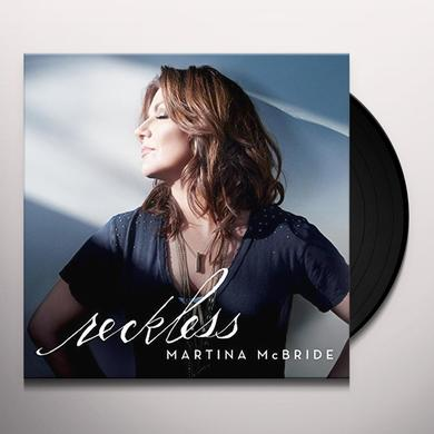 McBride,Martina RECKLESS Vinyl Record