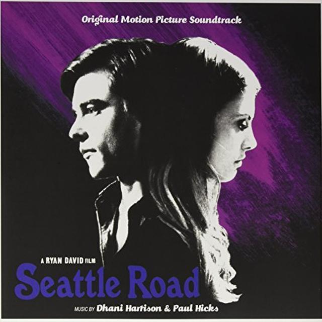Dhani Harrison / Paul Hicks SEATTLE ROAD / O.S.T. Vinyl Record - Gatefold Sleeve