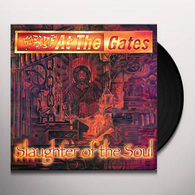 At The Gates SLAUGHTER OF THE SOUL Vinyl Record