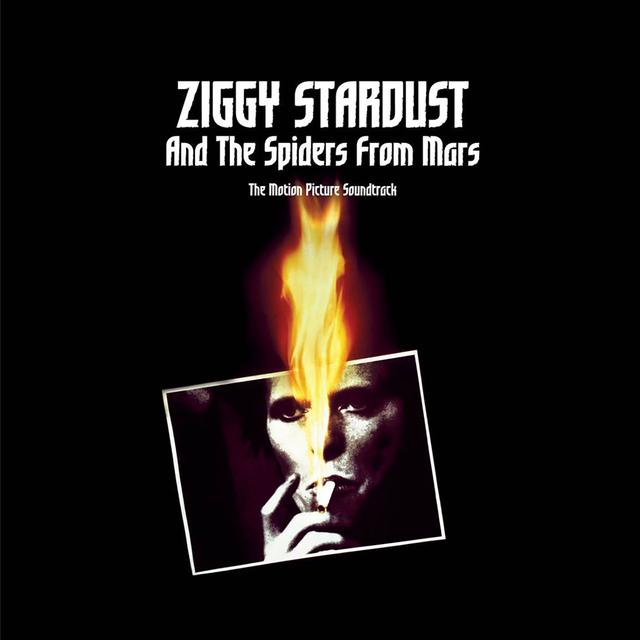 David Bowie ZIGGY STARDUST & THE SPIDERS FROM MARS / O.S.T. Vinyl Record