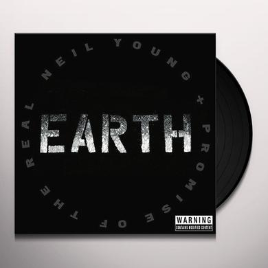 Neil Young / Promise Of The Real EARTH Vinyl Record