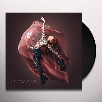 Lindsey Stirling BRAVE ENOUGH Vinyl Record