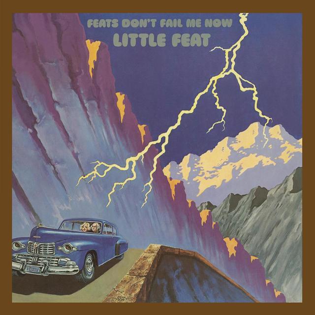Little Feat FEATS DON'T FAIL ME NOW Vinyl Record - 180 Gram Pressing