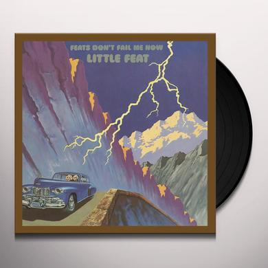 Little Feat FEATS DON'T FAIL ME NOW Vinyl Record