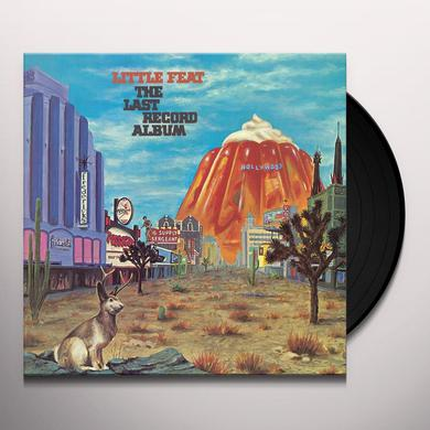 Little Feat LAST RECORD ALBUM Vinyl Record