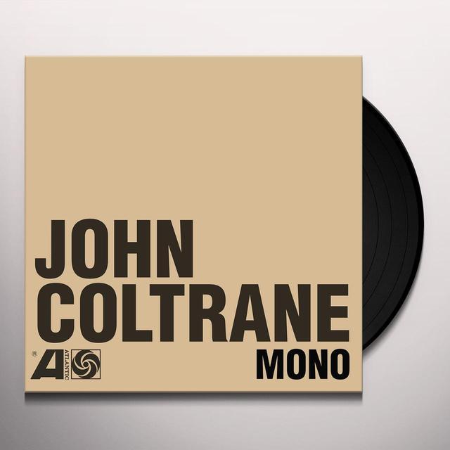 John Coltrane ATLANTIC YEARS IN MONO (WSV) (BOX) Vinyl Record
