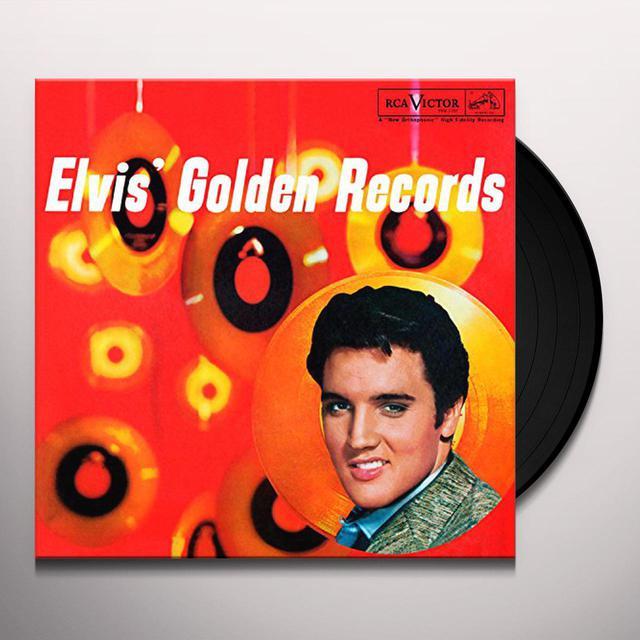 Elvis Presley GOLDEN RECORDS 1 Vinyl Record