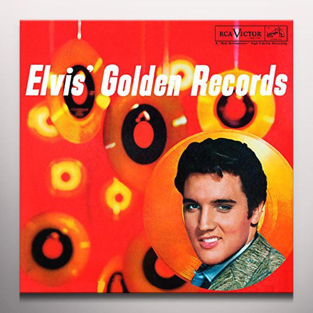 Elvis Presley GOLDEN RECORDS 1 Vinyl Record