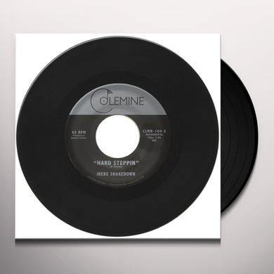 Ikebe Shakedown HARD STEPPIN Vinyl Record