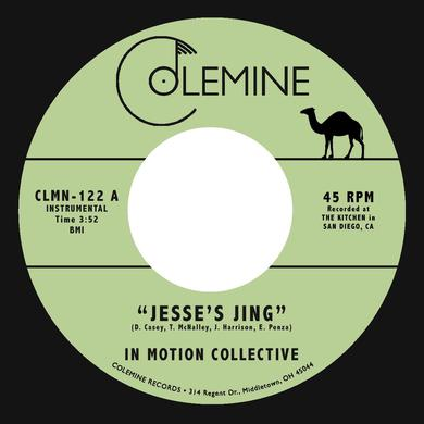 IN MOTION COLLECTIVE JESSE'S JING Vinyl Record