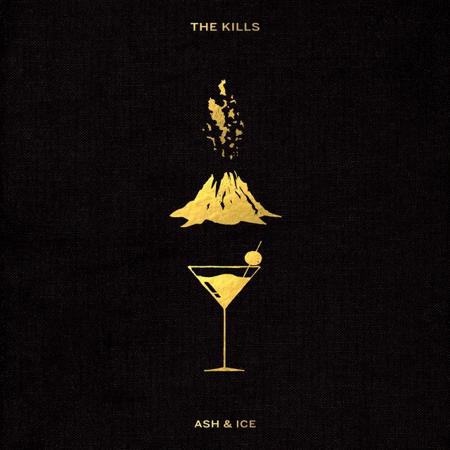 The Kills ASH & ICE Vinyl Record
