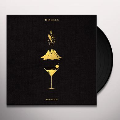 The Kills ASH & ICE Vinyl Record