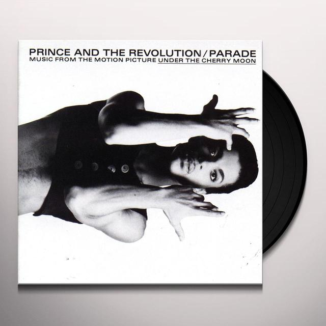 Prince PARADE Vinyl Record