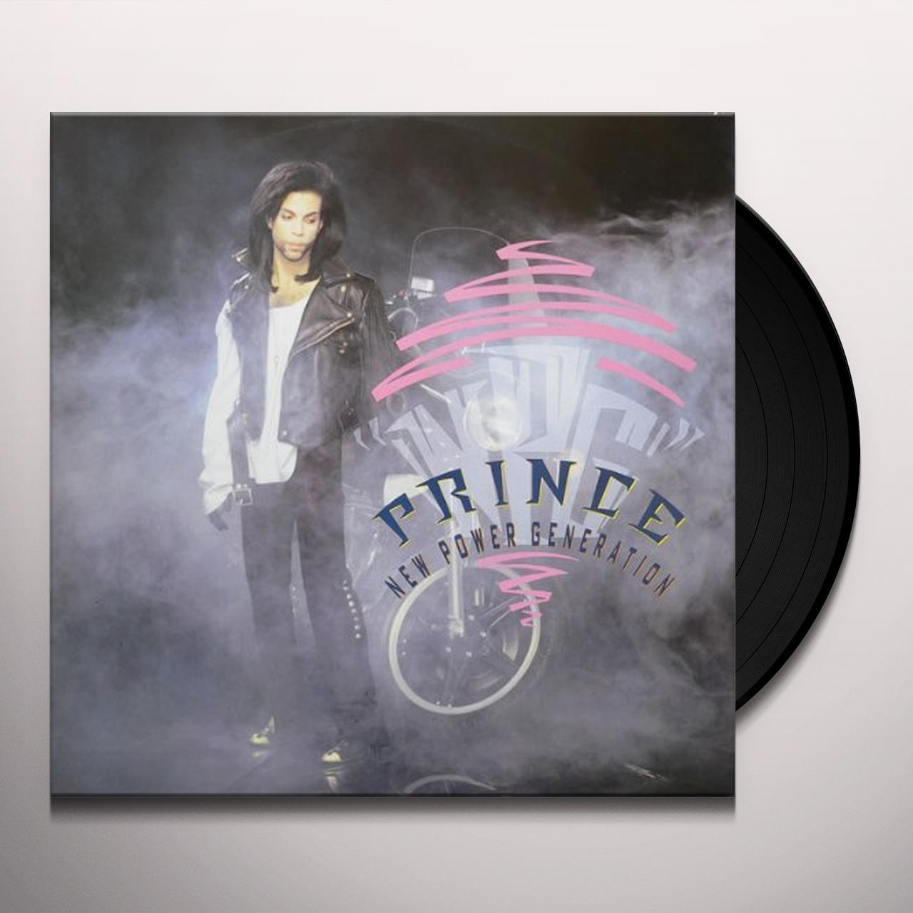 Prince Love Symbol Vinyl Record