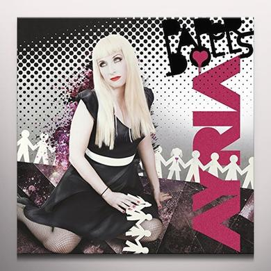 Ayria PAPER DOLLS Vinyl Record - Colored Vinyl, Pink Vinyl